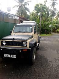 gypsy jeep jeep gypsy used 1990 diesel rs 925000 sri lanka
