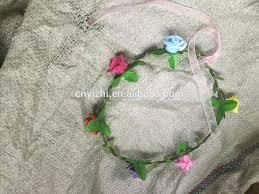 hair wreath flower crowns floral hair wreath flower artificial flower