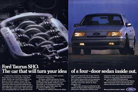 Sho Motor looking back at the ford taurus sho america s greatest sleeper