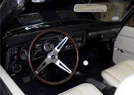 1969 Chevelle Interior 1969 Chevelle Steering Wheels And Door Panels