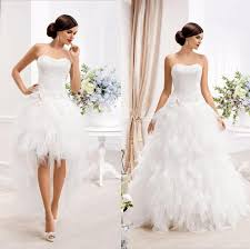 Vintage Ball Gown Strapless Tulle Wedding Dress With Detachable Princess Wedding Dress 9 Weddbook
