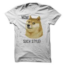 Doge Meme Meaning - wow tank top meaning v neck longsleeve tee sweaters