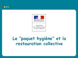normes haccp cuisine collective le paquet hygiène et la restauration collective ppt