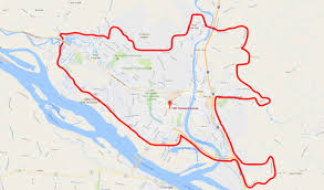 Google Maps Radius Delivery For Longview The Pet Works