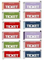 avery tickets template avery ticket label template formal word templates