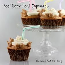 beer cupcakes root beer float cupcakes the foodie and the family