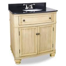 Wooden Vanity Bathroom 2017 Contemporary Creamy Wooden Vanity Cool Black