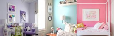 Kids Bedroom Girl Interiors By Color  Interior Decorating - Bedroom colors for girls