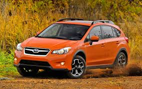 subaru orange crosstrek subaru xv crosstrek specs and photos strongauto