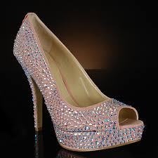 sparkly shoes for weddings new pink sparkly wedding shoes at my glass slipper it s all