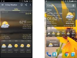 the best weather app for android buyetail refurbished apple best weather apps for 2016
