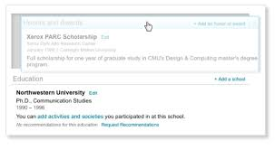 How Do You Post A Resume On Linkedin Introducing New Profile Sections Designed For Students Official