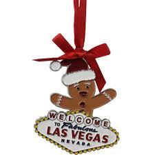 las vegas gingerbread metal ornament gifs for