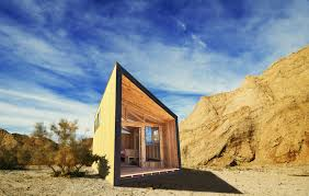 prefab homes dwell why 8 architects chose and modular designs modern prefab cabins for california state parks dwell the wedge modular cabin design in home home decor