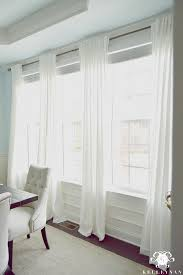 White Linen Curtains Ikea The Favorite White Budget Friendly Curtains