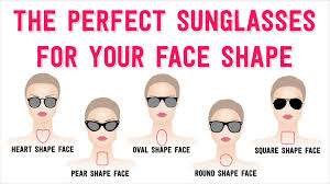 how to find the perfect sunglasses for your face shape youtube