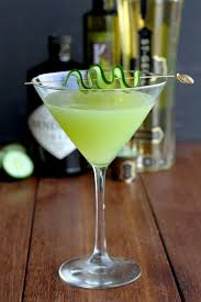 martini gin cucumber martini zenbelly