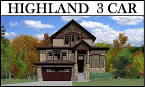 highland 3 car 4 bed 2113 uphill lot plans u2013 utah home design