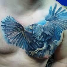 blue eagle tattoo ideas tattoo designs