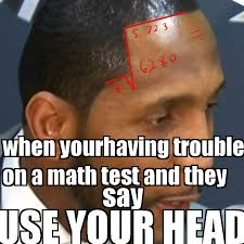 Meme Math - math test meme by super526 on deviantart