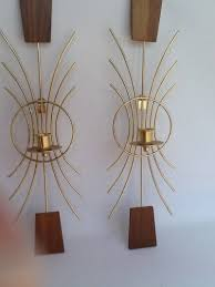 Retro Wall Sconces 25 Mid Century Mod Wall Sconces Vintage Modern Wall Sconce Mid