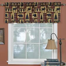 interior window valance ideas turquoise and grey curtains