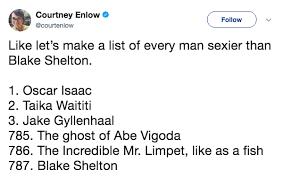 Blake Shelton Meme - a list blake shelton named sexiest man alive know your meme