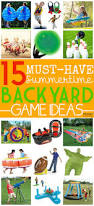 15 must have summertime backyard game ideas