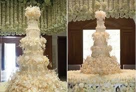 wedding cake designs 2016 floral formal wedding cakes cake magazine