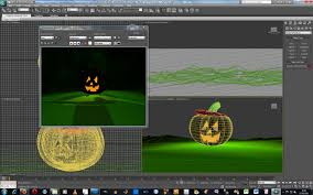 3d modelling and animation lighting