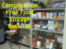 Shelf Reliance Shelves by Complication Free Food Storage Rotation Survival Weekly