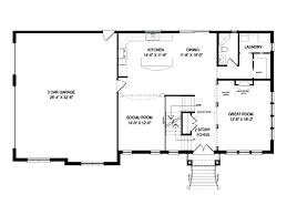 house plans open floor open floor plan house plans chattalooga