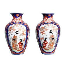 Antique Ceramic Vases Antique Ceramics Antique Majolica Antique Porcelain On The Highboy