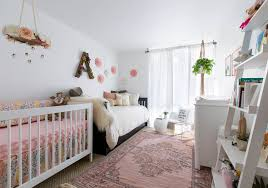 tour a boho minimalist nursery for a new baby