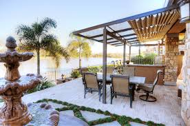 Pergola With Movable Louvers by I Absolutely Love This The Glass Protects The Canvas From Getting