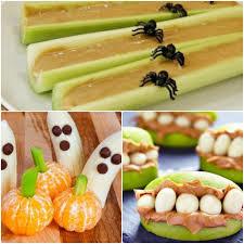 halloween snacks kids can make healthy halloween treats for kids