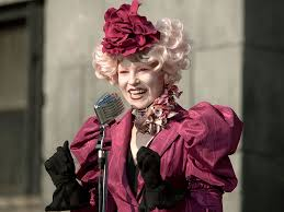 elizabeth banks has appeared in all of the hunger games moes