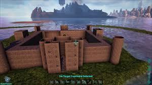 modded ark survival evolved center map bodiam castle part 4