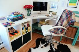 Classic Desk Accessories by Holiday Home Office Makeover