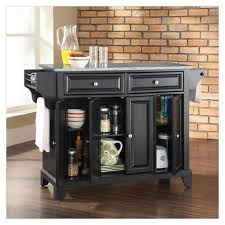 movable kitchen island 8 elegant dark wood movable kitchen