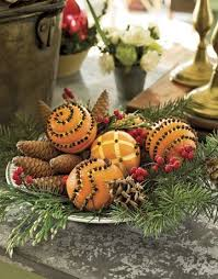 christmas decor for center table christmas decor interesting decorations using pinecones interior