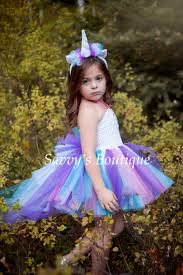 unicorn tutu dress unicorn costume party dress halloween unicorn
