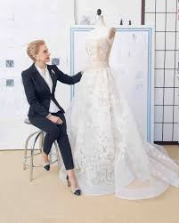 carolina herrera wedding dress a diary of the of a wedding dress the seams with