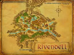 map of the lord of the rings lord of the rings maps major tourist attractions maps