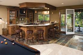Luxury House Plans With Basements by Paloma Luxury Home Bar Photo From Houseplansandmore Com For Nick