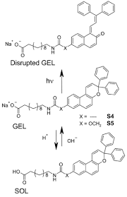 design fã r nã gel supramolecular gels functions and uses chemical society reviews