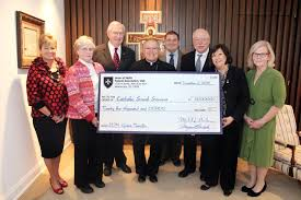 css food cupboard receives 25 000 grant from order of malta