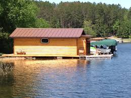 Boat House Schweiss Specializes In Floatplane Hangar Marina And Boathouse