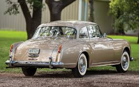 Bentley S1 Continental Coupe By Park Ward Bc35ldj 1955