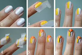 3 simple step by step nail art designs with tutorials
